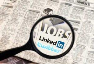 Recruitment marketing on LinkedIn and Twitter