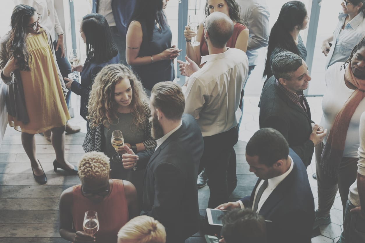 Google Plus Networking Event
