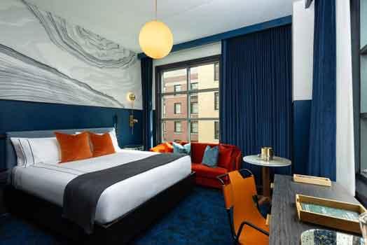 Dream Hotel in Nashville, TN