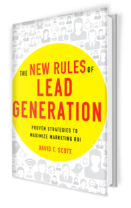 Dave Scott Book-New Rules of Lead Generation
