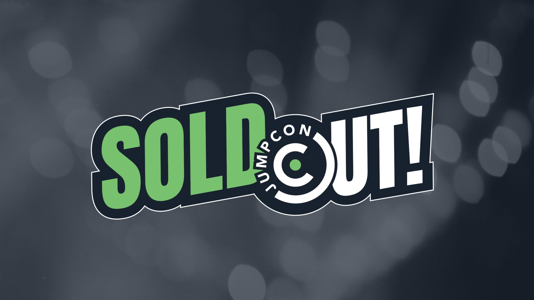 JumpCon sold out blog