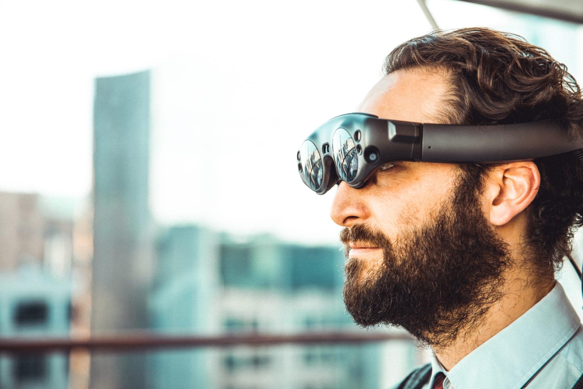 jumpcon panel - virtual reality glasses