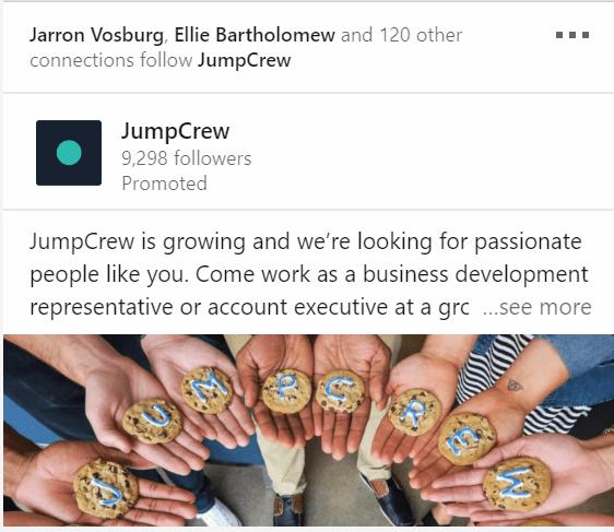 linkedin recruitment marketing